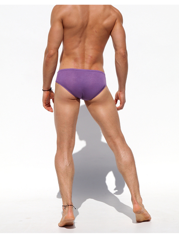 Rufskin Nimbus Stretch-Brief purple