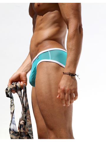Rufskin Bulle Sheer-Brief turquoise