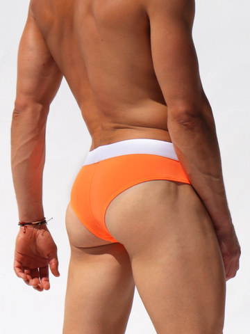 Rufskin Malick Brief orange (caltrans)