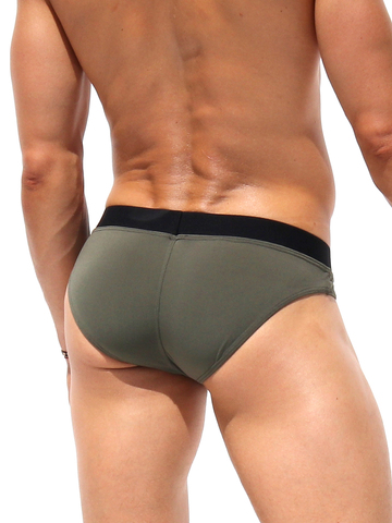 Rufskin Merzeg Brief olive